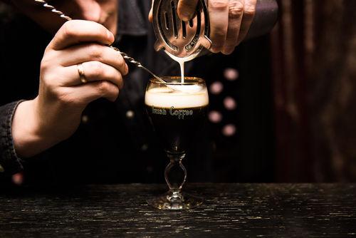 アイリッシュコーヒーのおいしい作り方