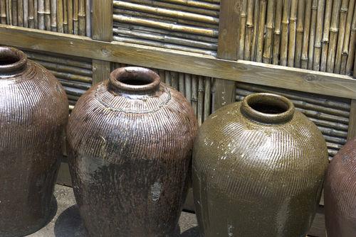 焼酎の造り方3:熟成を経て仕上げへ