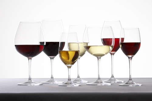 ワインの味の決め手はグラスにアリ?種類をチェックしてみよう!