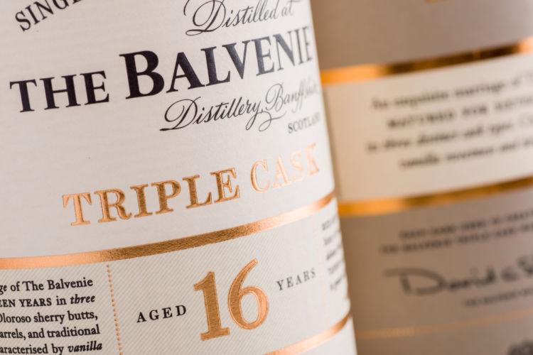 シングルモルトウイスキー「バルヴェニー」は伝統の職人技が生んだ逸品