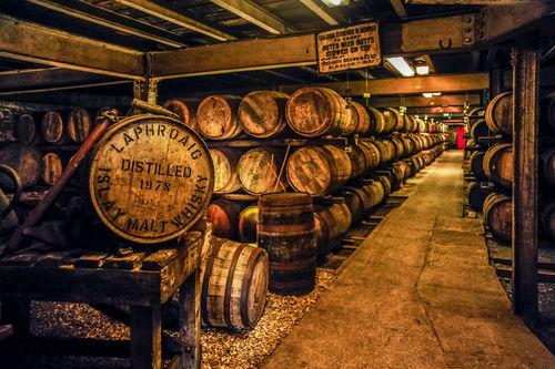 「戸河内ウイスキー」を生んだ「戸河内貯蔵庫」とは?