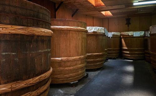 「中々」は「百年の孤独」の原酒としても有名