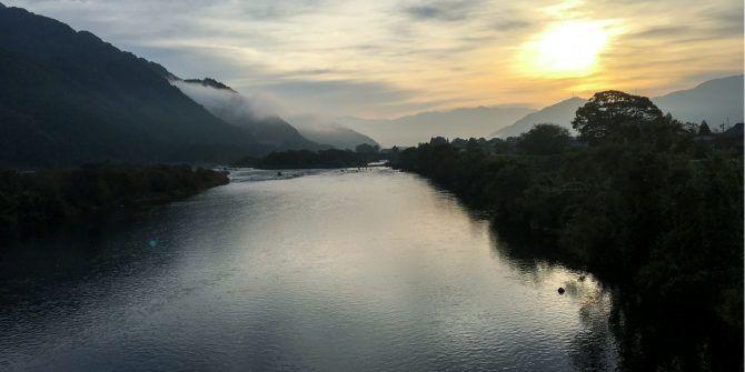 「白龍」を育む永平寺町の米と水