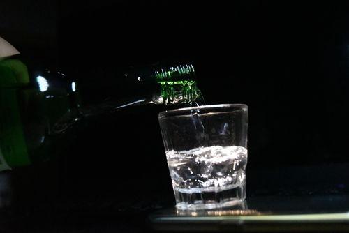 「白岳」は、うまくて・飲みやすく・残らない焼酎