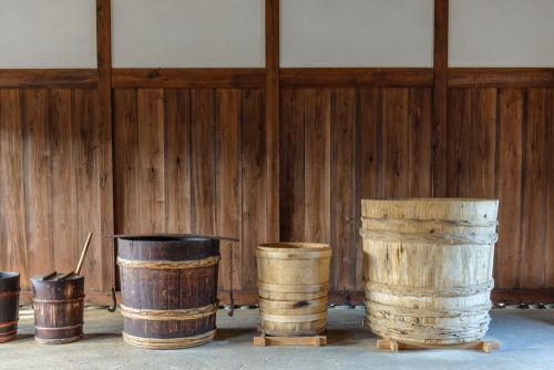 大阪の酒造りは室町時代から始まっている