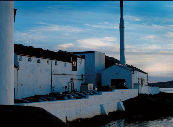 ボウモア蒸溜所はアイラ島で最古の蒸溜所