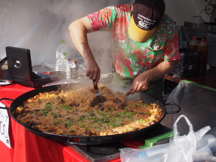スペイン料理といえば真っ先に頭に浮かぶのが「パエリア」ですね