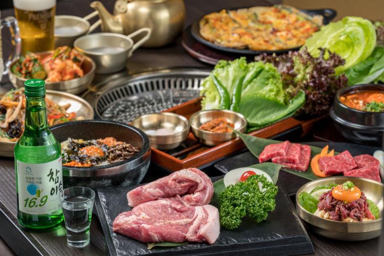 韓国料理&黒毛和牛焼肉「テジテジ」オープン! マッコリ片手に味わおう