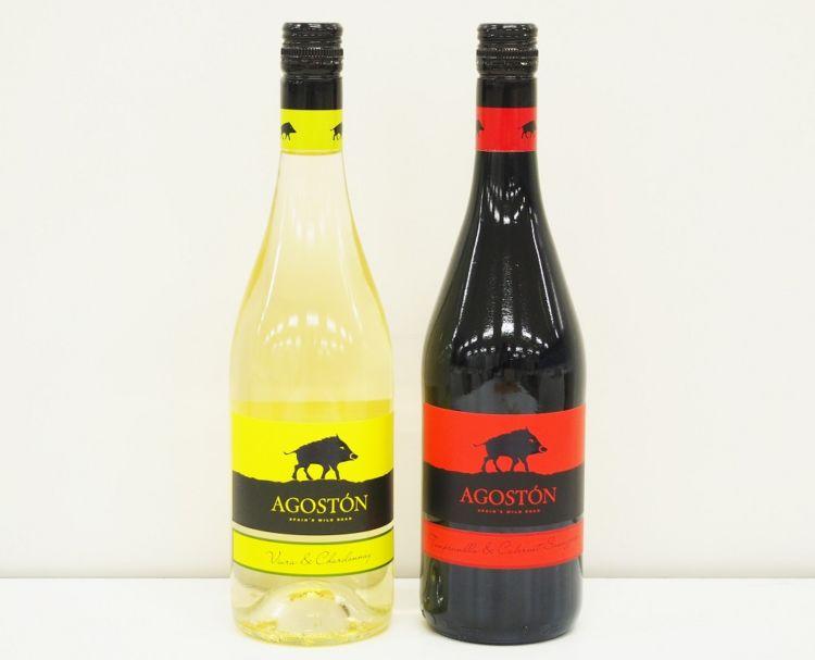 ワイン好きな人にはイノシシラベルのワインを!