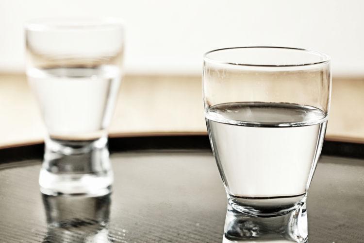 「和らぎ水(やわらぎみず)」で、日本酒をもっとおいしく、たのしく