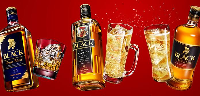 「ブラックニッカ」はリーズナブルさと飲みやすさが魅力