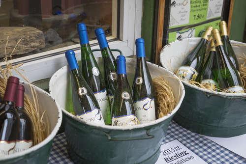 白ワインのパイオニア、ドイツのワインとは