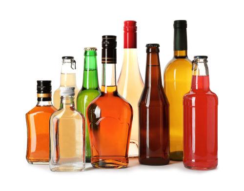 ハイボールのアルコール度数を他のアルコール飲料と比較