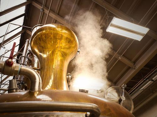 焼酎の味や香りは蒸溜方法で大きく変わる
