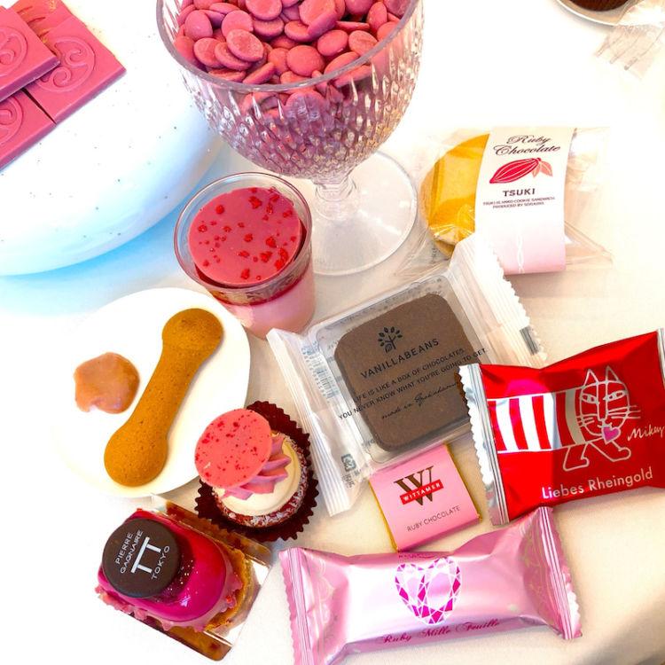 世界が注目する第4のチョコレート「ルビーチョコレート」は日本酒に合う!