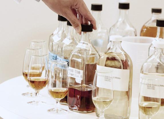 「富士山麓」の味わいの秘密は個性あるグレーンウイスキー