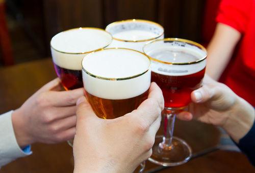 イギリス発祥のペールエールビールは芳醇な香りが魅力