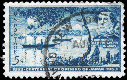 日本酒で乾杯する歴史は黒船来航から?