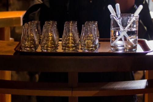 原酒の組み合わせで生まれるウイスキーの個性