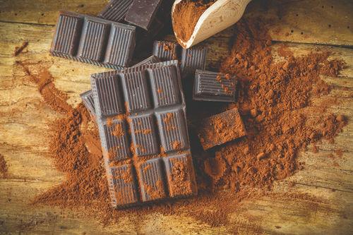 ビター系チョコレートにはスモーキーなウイスキーがフィット