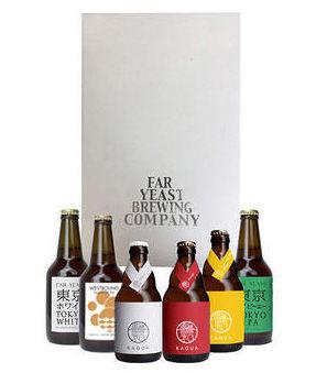 注目のクラフトビール工房「Far Yeast」のオリジナルを飲み比べる