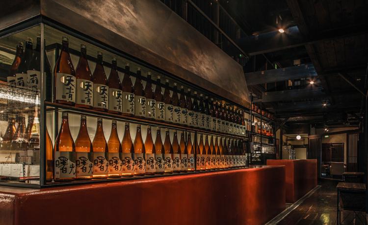 「天青」は中国の故事から名づけられたすずやかなお酒