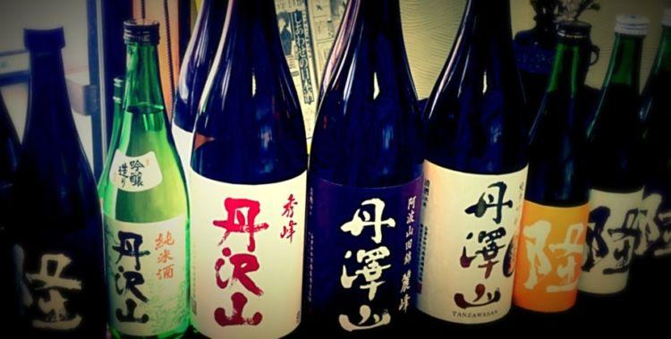神奈川の日本酒【丹沢山(たんざわさん)】が生み出す食材との一体感は秀逸