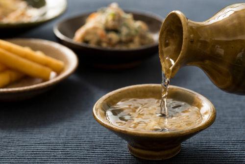 「丹沢山」は食材の味を引き出すお酒