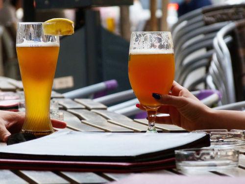 レモンビールのおいしい飲み方