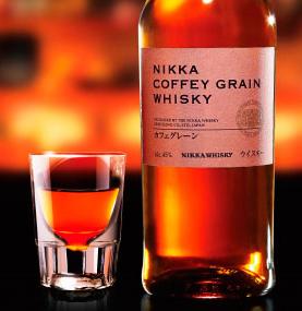 ニッカのウイスキーの種類3:グレーンウイスキー「カフェグレーン」