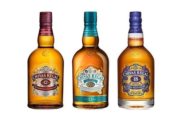 「シーバスリーガル」でブレンデッドウイスキーを満喫