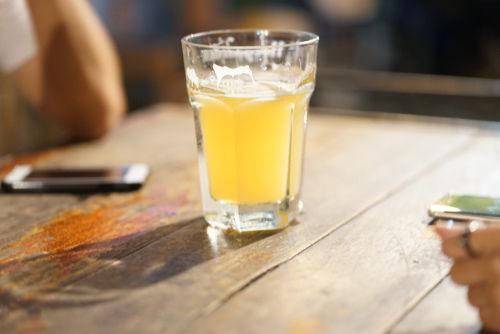 氷と合わせる専用ビールがこの春発売