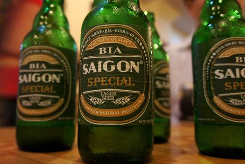 ベトナムビールのおすすめ銘柄2 「BIA SAIGON(ビアサイゴン)」