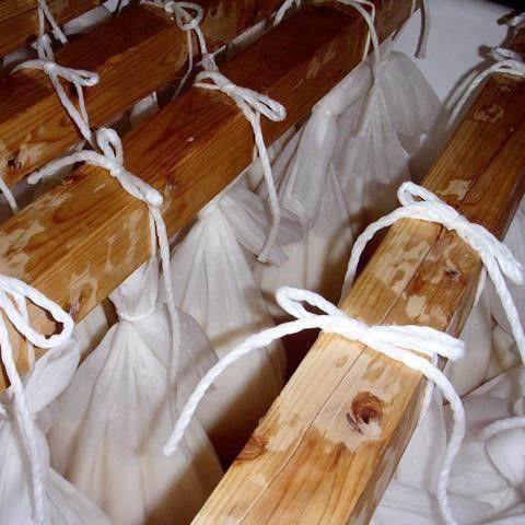 「五十嵐」は原酒を直汲みして造られる日本酒