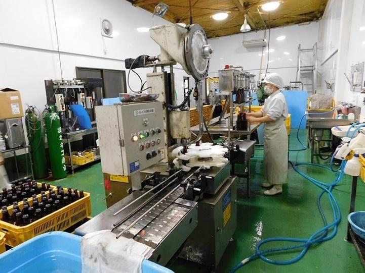 「新潟麦酒」は国内初の「瓶内発酵・瓶内熟成」によるビール