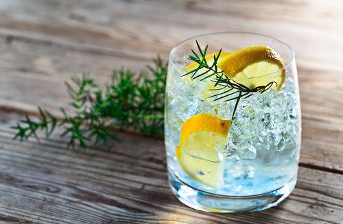 ジンというお酒の歴史と種類