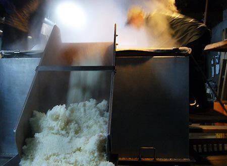 「神亀」の蔵元は、戦後初となる全量純米酒の「純米蔵」