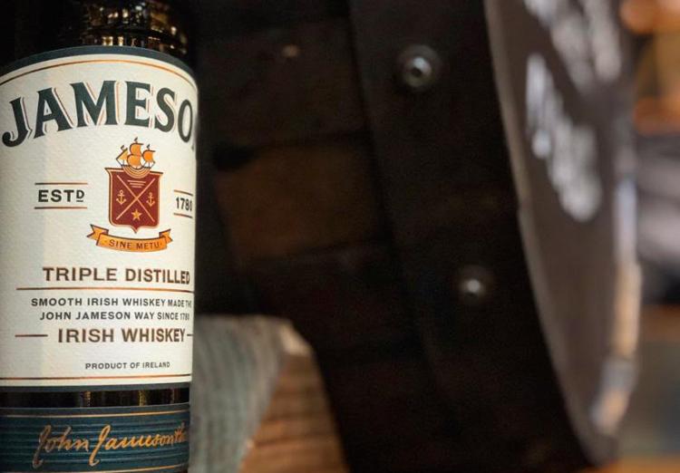 「ジェムソン」はアイリッシュウイスキーの入門にぴったりの人気銘柄
