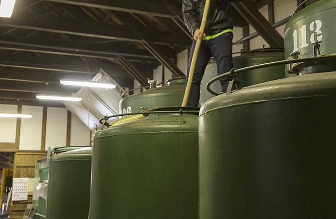 木戸泉酒造は長期熟成酒を先駆けた蔵元
