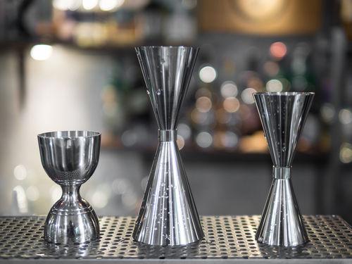 ウイスキーを量る計量カップ「メジャーカップ」
