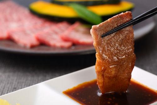 ワインの種類別・肉の部位とタレの組み合わせ