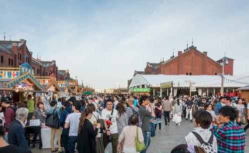 ビールの祭り「オクトーバーフェスト」は日本でも開催