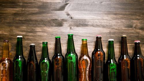 ペットボトル入りビールは海外では販売されている