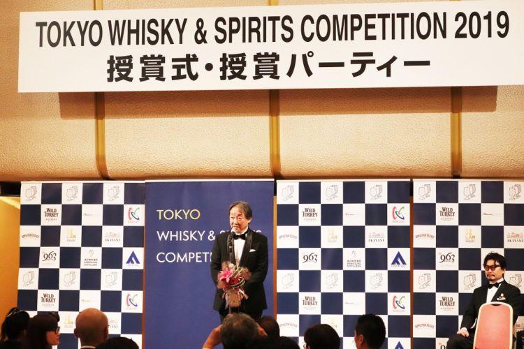 東京ウイスキー&スピリッツコンペティションの開催経緯