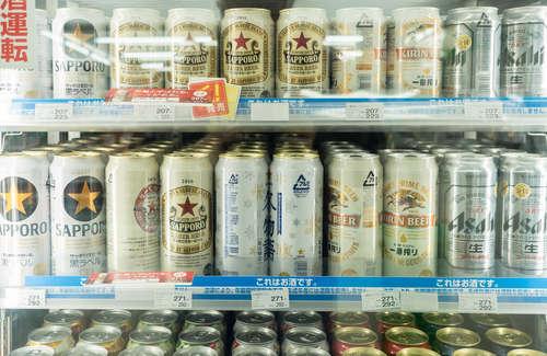 日本のおもなビールブランド