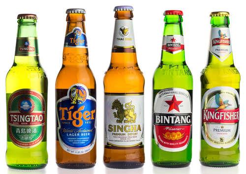 ビール初心者でも飲みやすい!すっきりしたアジア各地の銘柄を紹介