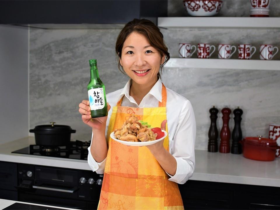 韓国焼酎「チャミスル」に合うのは韓国料理だけ?